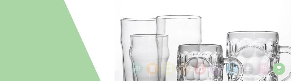 Catering glassware